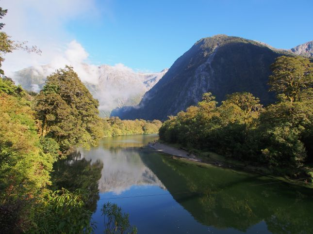 milford track aubervilliers